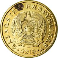 Monnaie, Kazakhstan, 5 Tenge, 2019, Kazakhstan Mint, SUP, Brass Plated Steel - Kasachstan