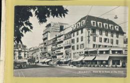 Neuchâtel Place De La Poste Et City Hôtel  Juin 2020 31 - NE Neuchâtel