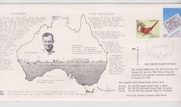 Australia 1981 TAA Golden Jubille Flight ,souvenir Cover, - Bolli E Annullamenti