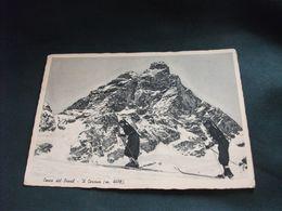 SCI SCIATORI MILITARI ALPINI CONCA DEL BREUIL IL CERVINO AOSTA - Aosta