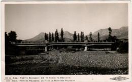 61mz 1121 CHIOS - PONT DE VOLISSOS ET PELINEON - Grecia