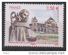 2013-N°4802** B.DE CLAIRVAUX - Frankreich