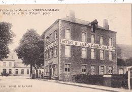 DEP08.........VIREUX MOLHAIN ....HOTEL DE LA GARE - Autres Communes