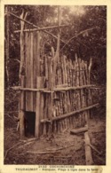 COCHINCHINE  THUDAUMOT  Honquan Piège à Tigre Dans La Foret RV - Viêt-Nam