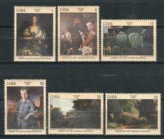 Cuba 1981. Yvert 2237-42 ** MNH. - Unused Stamps