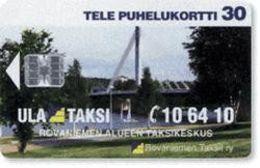 Finland Phonecard TELE D75 - Finlandia