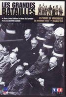 DVD LES GRANDES BATAILLES Procés De Nuremberg - Documentary