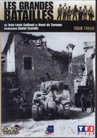 DVD LES GRANDES BATAILLES Italie - Documentary