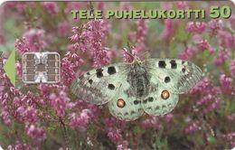Finland Phonecard TELE D129 - Finlandia