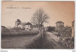 GLANDON VUE GENERALE 1932 TBE - Andere Gemeenten