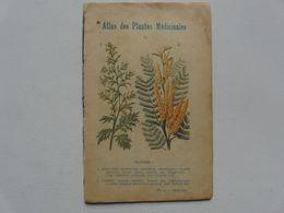 ATLAS DES PLANTES MEDICINALES - Garten