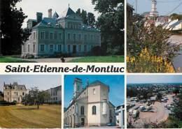 SAINT ETIENNE DE MONLUC - Multivues - Saint Etienne De Montluc