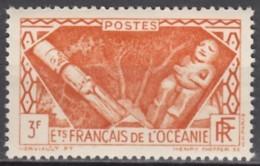 N° 117 - X X - ( C 1908 ) - Océanie (Établissement De L') (1892-1958)