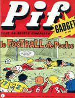 Pif Gadget N°199 -  Teddy Ted - Jérémie - Pif Gadget