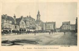 51 - REIMS - PLACE DROUET D'ERLON - Reims
