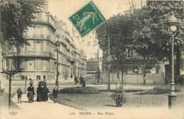 51 - REIMS - RUE THIERS - Reims