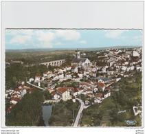 BELLAC VUE GENERALE AERIENNE 1971 TBE - Bellac