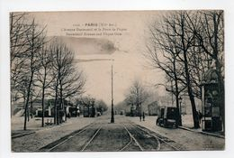 - CPA PARIS (75) - L'Avenue Daumesnil Et La Porte De Picpus - Edition F. F. 1222 - - Arrondissement: 12