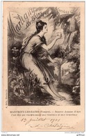 MARTIGNY LES BAINS SOURCE JEANNE D'ARC PRECURSUER 1901 TBE - Autres Communes