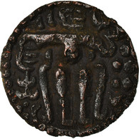 Monnaie, Ceylon, Lilavati, Massa, 1197-1210, TTB, Bronze - Sri Lanka