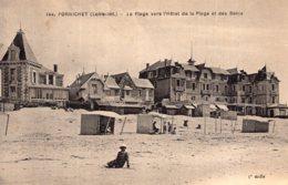 B68292 Cpa Pornichet - La Plage - Pornichet