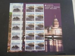 IRELAND 2012. CEPT SHEETLET.   MNH ** (EU2010-18-1370) - Europa-CEPT