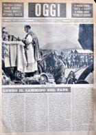 OGGI - ANNO II - N° 1 - 6 GENNBAIO 1940 - MESSA AL CAMPO IN ALBANIA - Oorlog 1939-45
