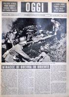 OGGI - ANNO II - N° 2 - 13 GENNBAIO 1940 - SOLDATI DELLA CROCE ROSSA FINLANDESE - War 1939-45