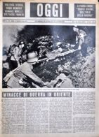 OGGI - ANNO II - N° 2 - 13 GENNBAIO 1940 - SOLDATI DELLA CROCE ROSSA FINLANDESE - Oorlog 1939-45