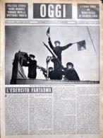 OGGI - ANNO II - N° 3 - 20 GENNBAIO 1940 - MARINAI BELGI IN SERVIZIO - War 1939-45