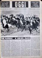 OGGI - ANNO II - N° 17 - 27 APRILE 1940 - FANTASIA DI TRUPPE LIBICHE - Oorlog 1939-45