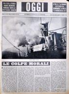 OGGI - ANNO II - N° 26 - 29 GIUGNO 1940 - MARINA ITALIANA IN AZIONE - Oorlog 1939-45