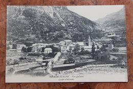 COLMARS LES ALPES (04) - VUE GENERALE - Andere Gemeenten