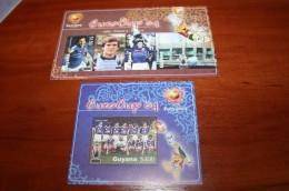 Football Soccer Guyana  2004 - UEFA European Championship
