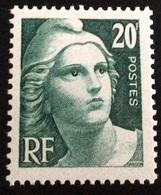 N° 728   NEUF ** SANS  CHARNIÈRE ( LOT:1333 ) - 1945-54 Marianne Of Gandon