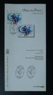 Rugby Notice FDC Avec Timbre - Multilingual FDC 2007 - 2000-2009