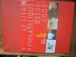2005 TIMBRES+LE LIVRE DE L'ANNEE COMPLET (800 Grammes) - Belgium