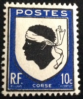 N° 755   NEUF ** SANS  CHARNIÈRE ( LOT:1343 ) - 1941-66 Stemmi E Stendardi