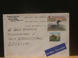 88/134   LETTRE  CANADA VENTE RAPIDE A 1 EURO - Lettres & Documents