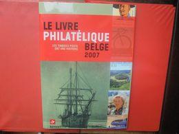 2007 TIMBRES+LE LIVRE DE L'ANNEE COMPLET (800 Grammes) - Belgium