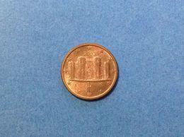 ITALIA MONETA COIN CIRCOLATA 1 CENT EURO 2003 ITALY - Italia