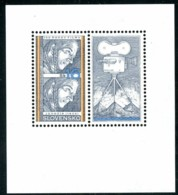Slovakia, 1996, Film, Movie, Cinema, Janosik, MNH, Michel Block 6 - Non Classificati