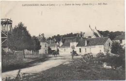 37 SAVONNIERES  Entrée Du Bourg (Nord-Est) - Other Municipalities