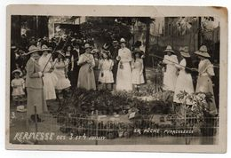 CPA PHOTO     87     LIMOGES  -   KERMESSE DES 3 ET 4 JUILLET    -   LA PECHE MIRACULEUSE - Limoges