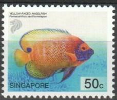 Singapore, 2001, Fish, Animals, MNH, Michel 1081 Type 1 (Xanthometapon) - Singapore (1959-...)