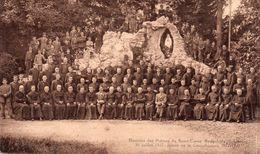 CPA, Brugelette, Noviciat Des Prêtres Du Sacré Coeur, 30 Juillet 1927, Jubilé De La Congrégation - Brugelette