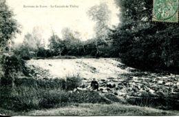 N°552 R -cpa Feurs -la Cascade De Théloy- - Feurs