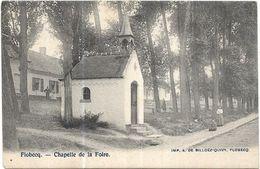 Flobecq Capelle De La Foire - Tres Rare - Flobecq - Vloesberg