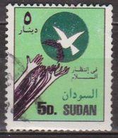 Espoir De La Paix - SOUDAN - Mains, Colombe, Rameau D'olivier - N° 460 - 1997 - Soudan (1954-...)
