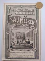 Den Haag,  's Gravenhaagsche Meubelfabriek Mesker, 1905 - Den Haag ('s-Gravenhage)